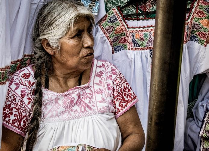 Mercado en Cuetzalan
