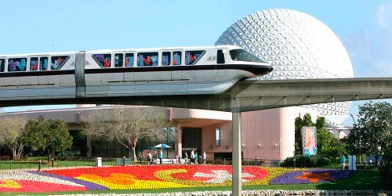 El transporte en Orlando