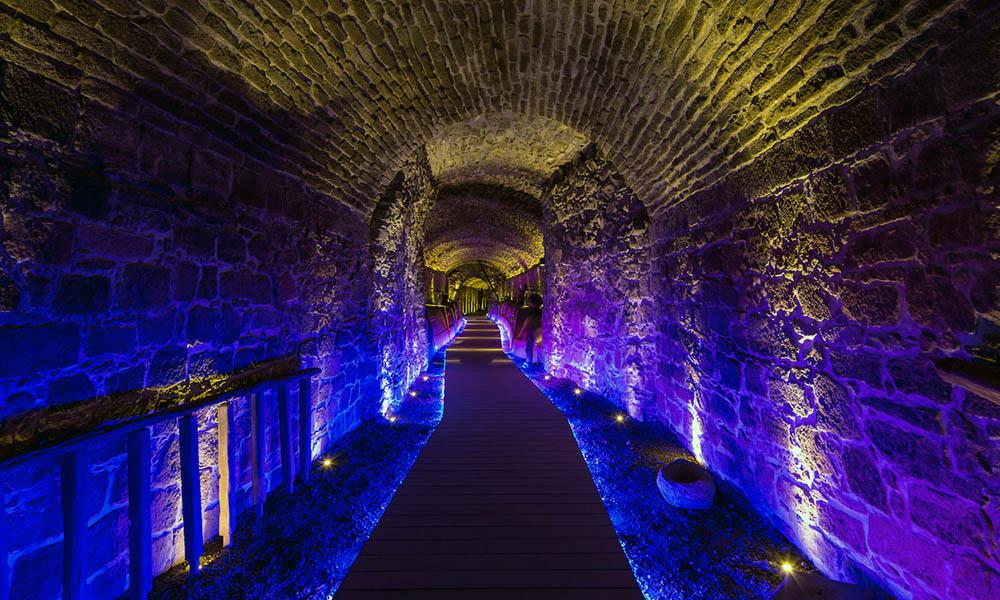 túneles secretos de Puebla