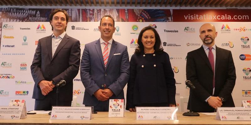 Valle de Bravo será sede del ATMEX 2019