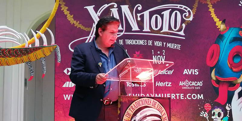 Secretario de turismo de San Luis Potosí