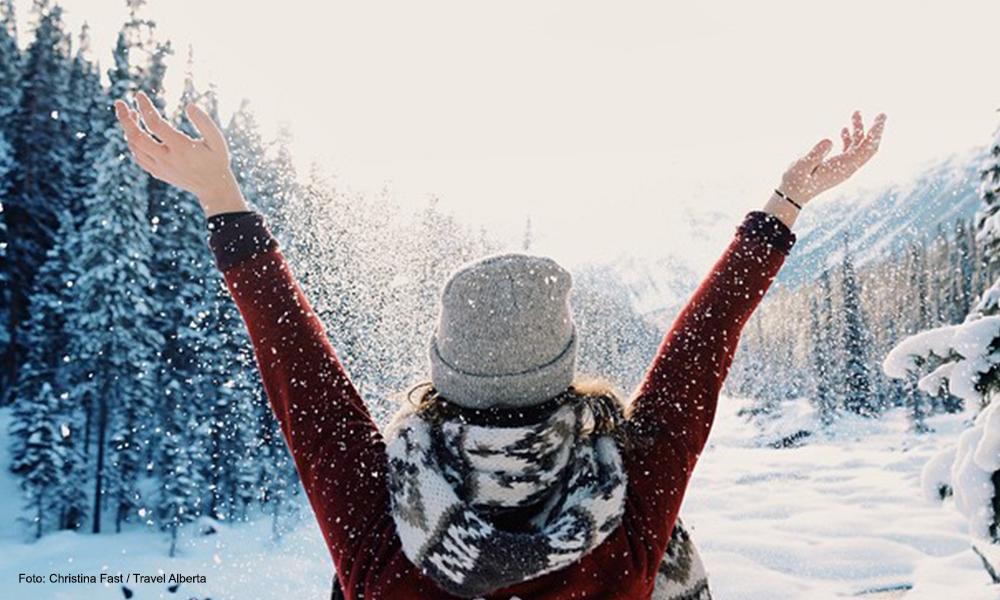 Alberta en invierno