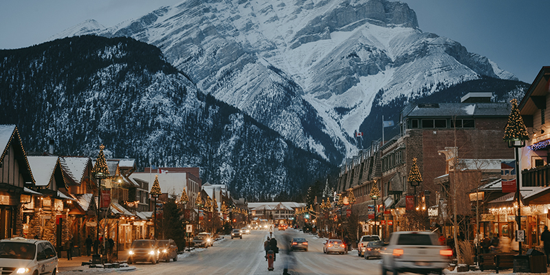 Alberta en invierno – Travel Alberta- Célestine Aerden