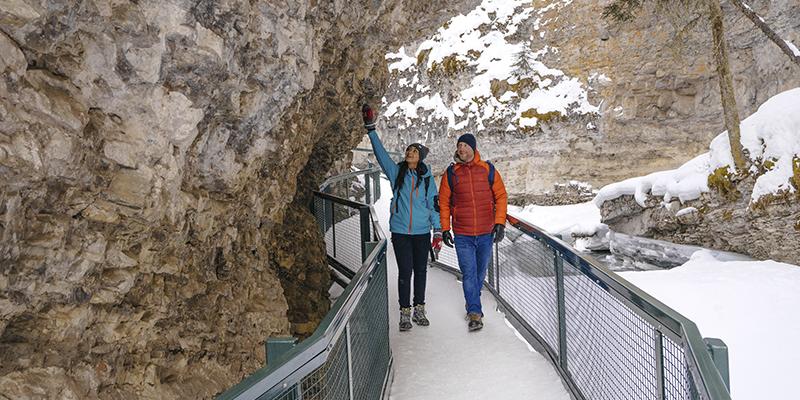 Ice Walk Alberta
