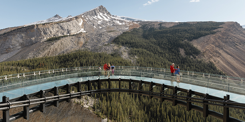 Skywalk Alberta