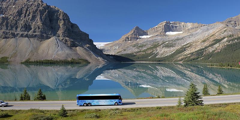 Travel Alberta – Icefields Parkway