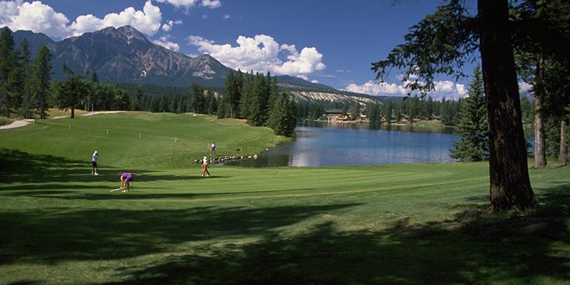 Golf en Alberta