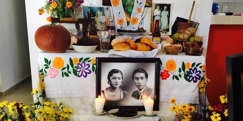 Festival de las Ánimas Hanal Pixán