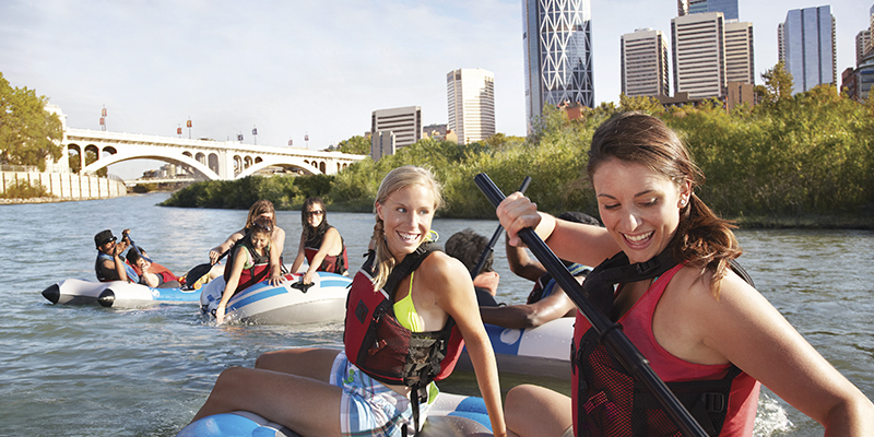 Rafting Calgary