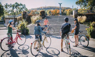 Tours en bicicleta Montreal