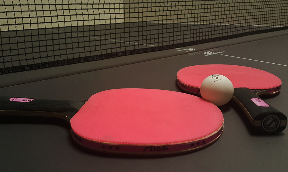 US Open Table Tennis