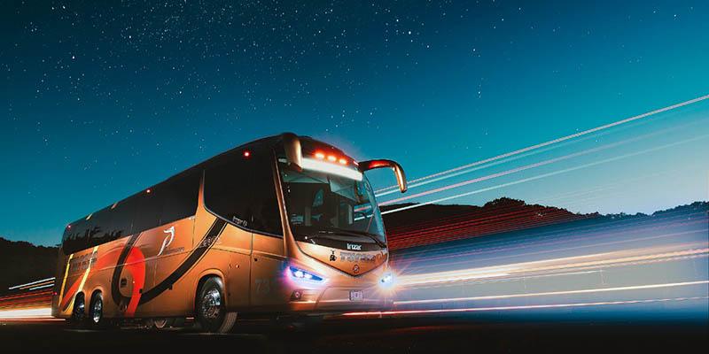 Viajando de noche