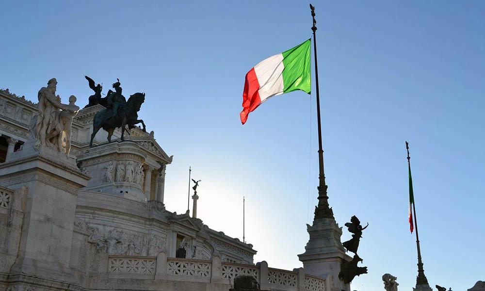 datos-curiosos-de-italia-bandera
