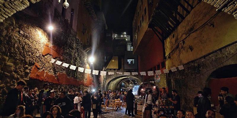 Día de Muertos en Guanajuato