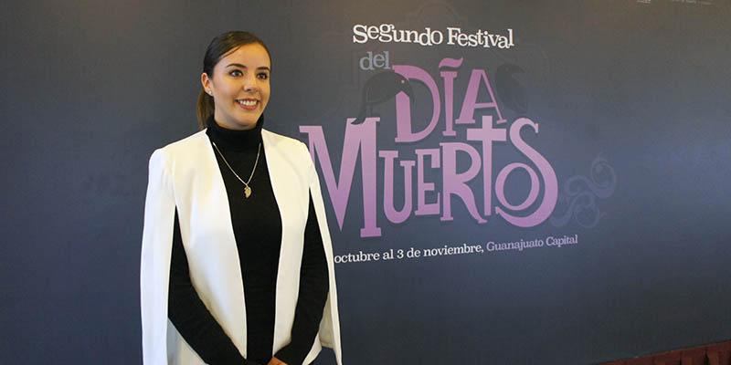 La directora de Promoción Turística municipal