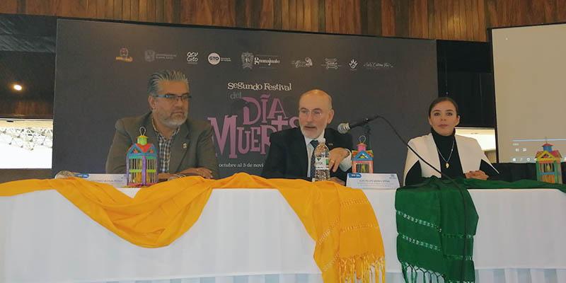 Autoridades estatales y locales de Guanajuato