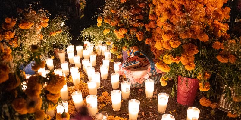 ¿Dónde celebrar el Día de Muertos en México?