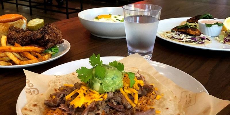 Descubre qué y dónde comer en Houston, Texas