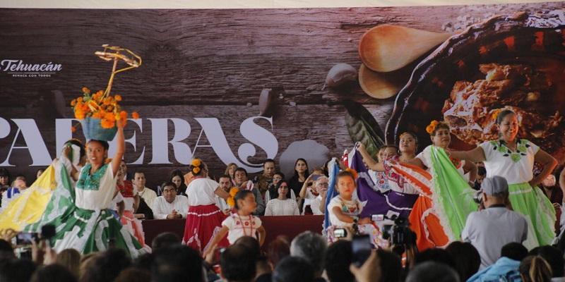 Festival del mole de caderas en Puebla