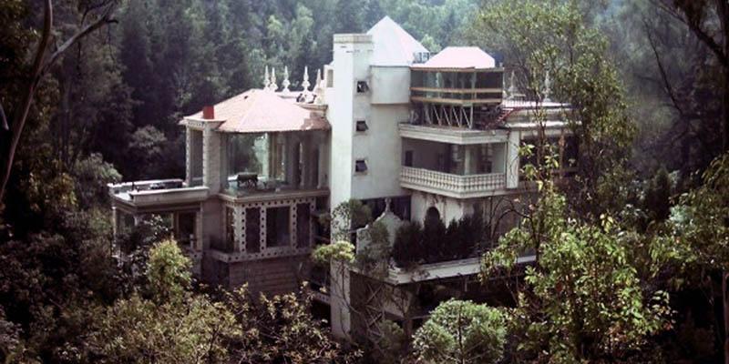 Casa de la tía Toña Bosque de Chapultepec