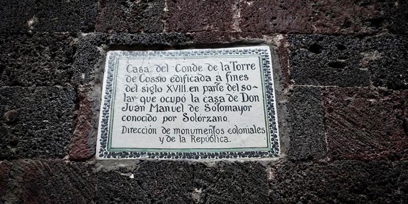 En la calle de República de Uruguay 94