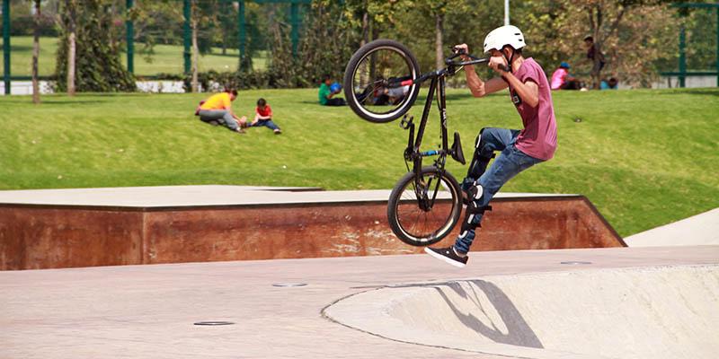 parque-bicenteario-cdmx-bicicleta
