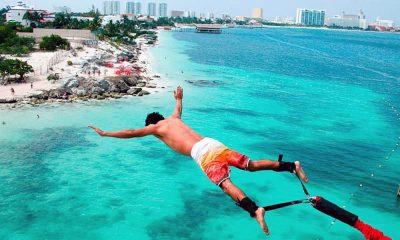 playa-tortugas-cancun-salto-bungee