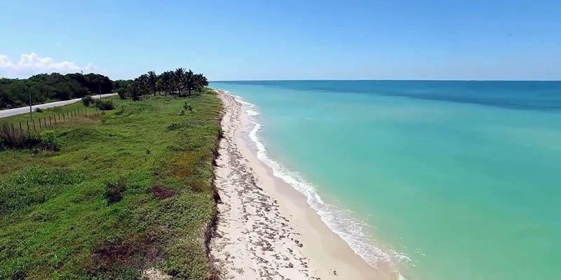playas-en-campeche-caracol