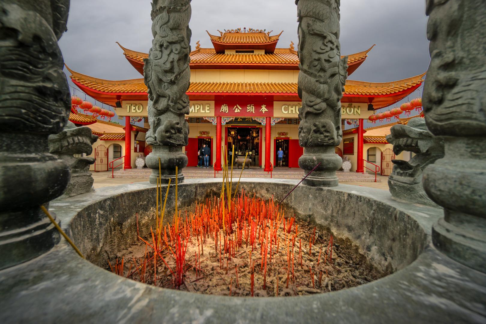 Teo-Chew Temple