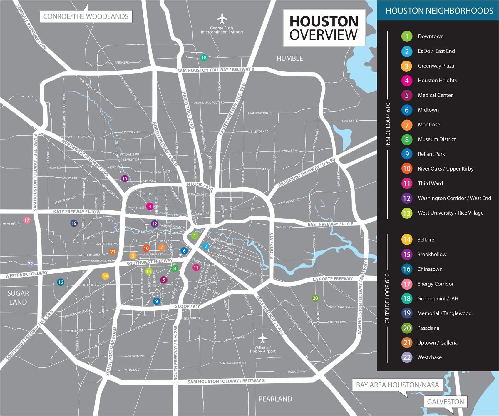 Barrios de Houston