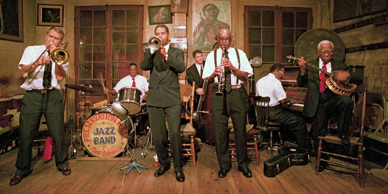 Aquí nació el jazz