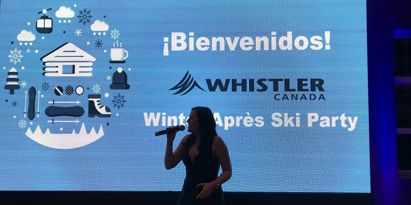 Whistler presenta su oferta invernal
