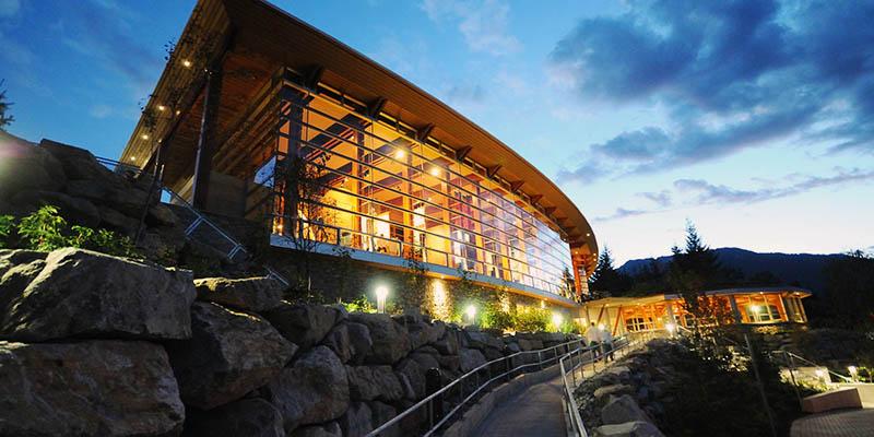 Centro Cultural Squamish Lil'wat