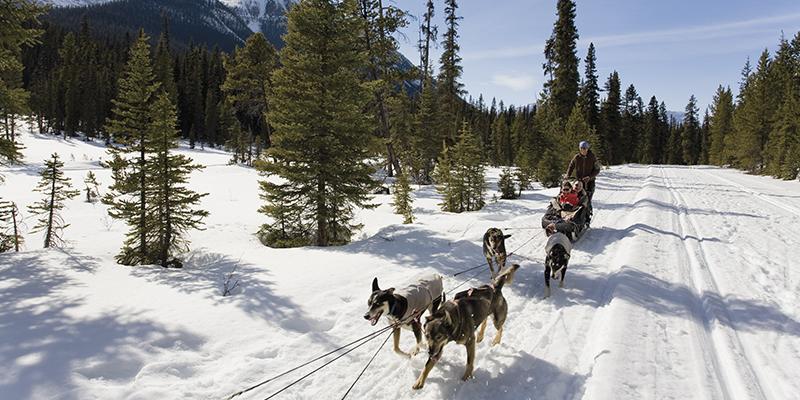 Banff y Lake Louise en invierno