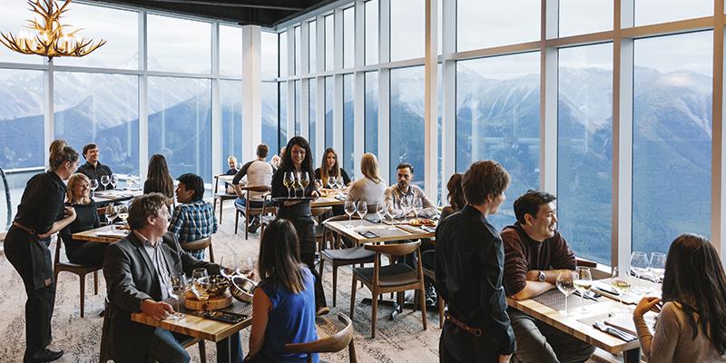 mejores restaurantes de Banff y Lake Louise