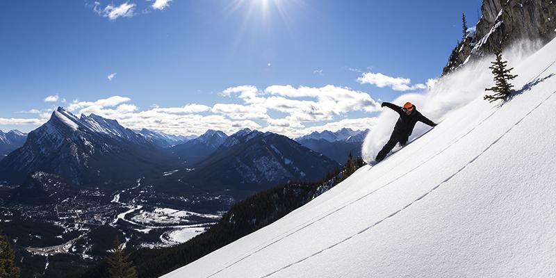 Esquí en Banff