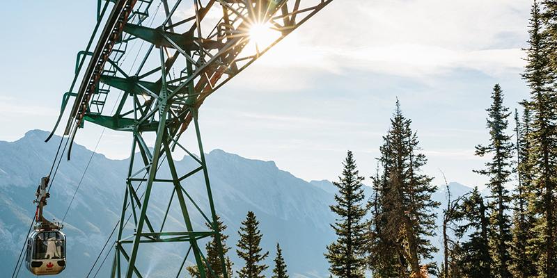 Brewster Sulphur Mountain
