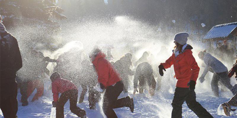 Pelea nieve Edmonton