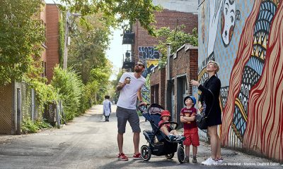 Montreal para familias