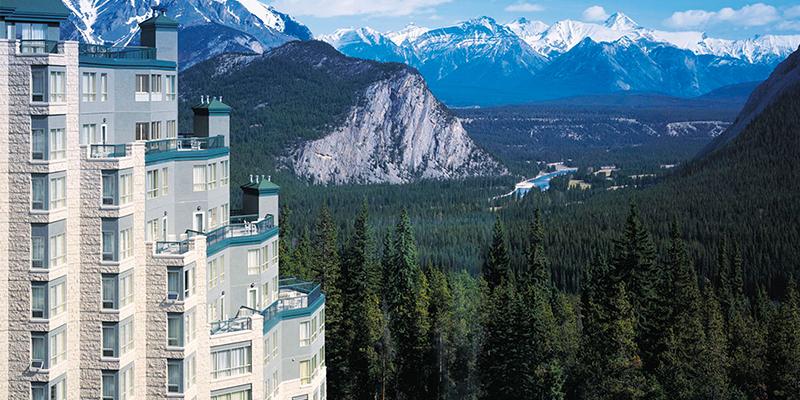 mejores hoteles de Lake Louise