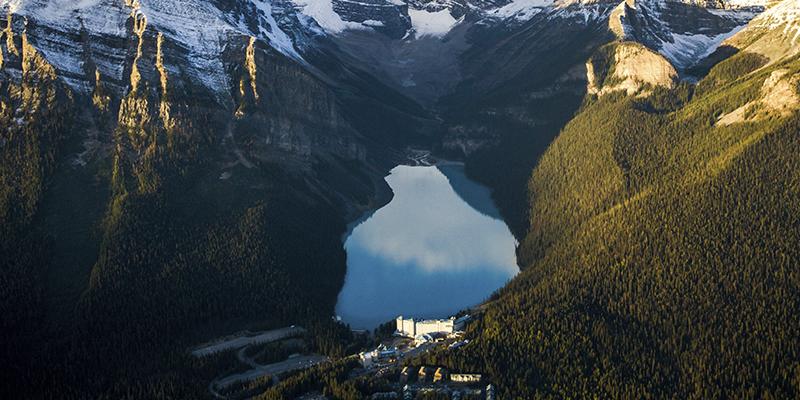Donde hospedarse en Banff y Lake Louise