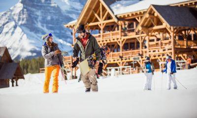 Banff y Lake Louise dan la bienvenida al inverno