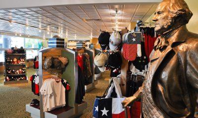De compras en Houston