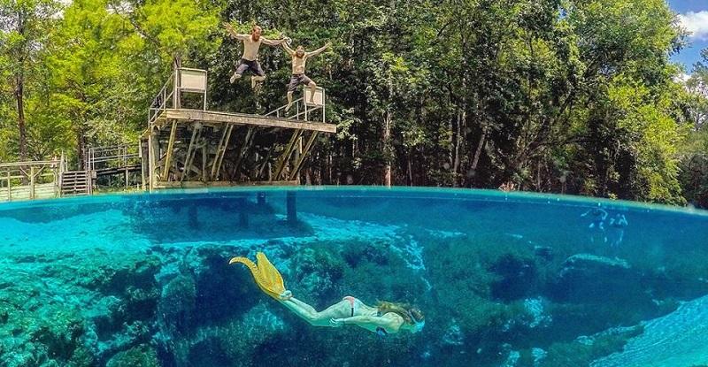 Florida presume sus atractivos turísticos