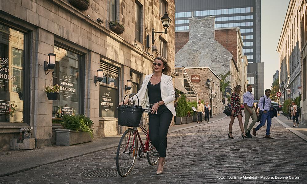 lujo en Montreal