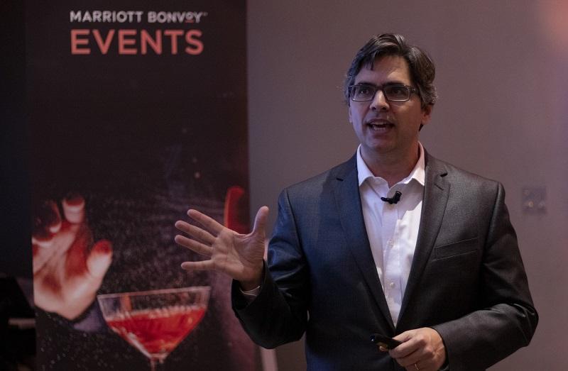 Marriott lanza herramienta para organizadores de eventos