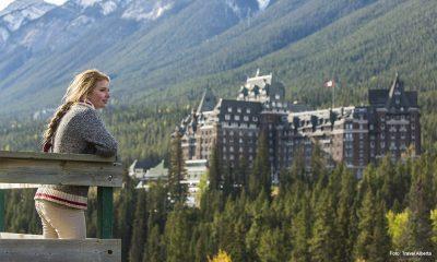 mejores hoteles de Banff y Lake Louise