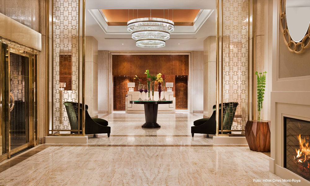 mejores hoteles de Montreal
