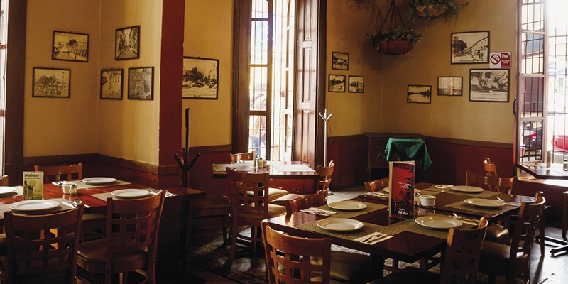 mejores restaurantes de Xalapa