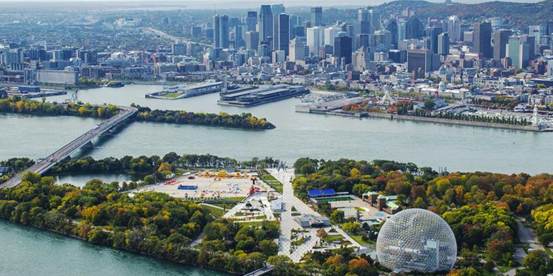 Mejores vistas de Montreal